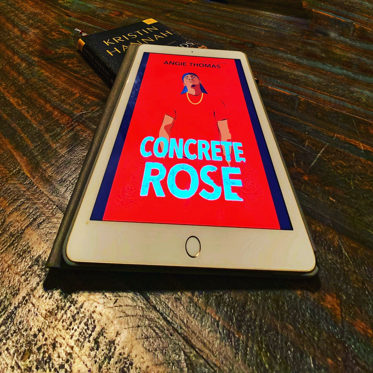 A Gorgeous Concrete Rose