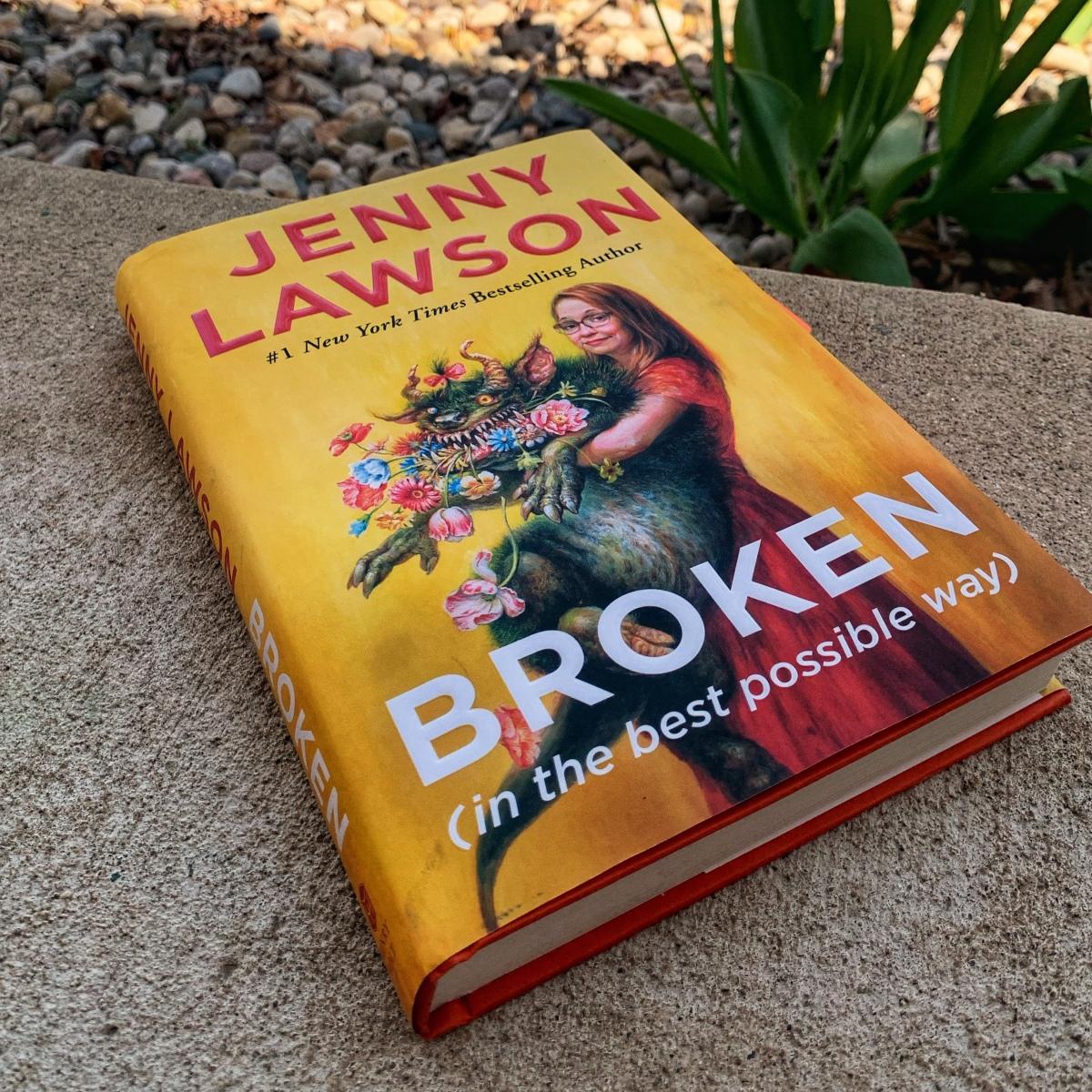 Broken: A (Funny) Tale of MentalIllness